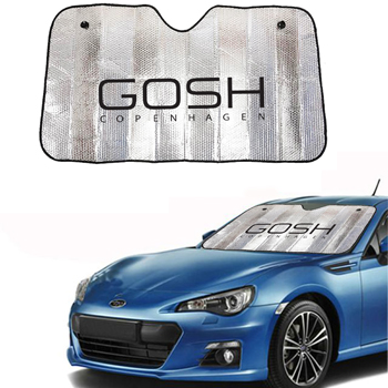 Get Custom Car SunShades to Promote Brand Name